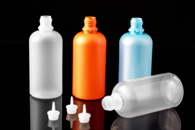 Butelki plastkiowe